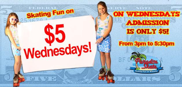 5-dollar-Wednesdays