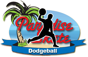 Paradise Skate Roller Rink dodgeball